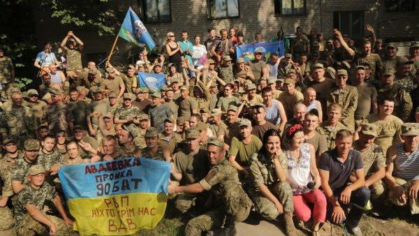Надзвичайні люди, патріоти, українські Герої!