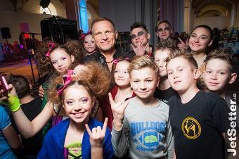 Олег Скрипка зібрав малих рокерів на Дитячому рок-балі