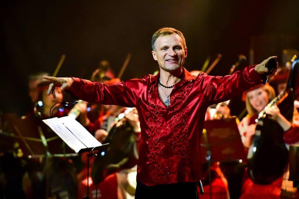 Олег Скрипка і 40 народних інструментів на одній сцені!