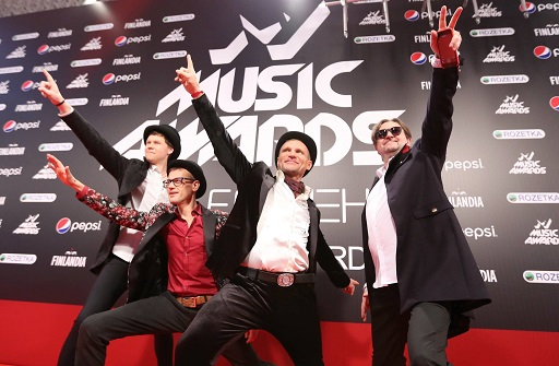 Воплі Відоплясова на M1 Music Awards